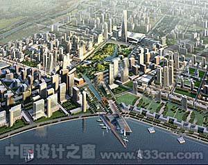 韩国开始建造松岛新城