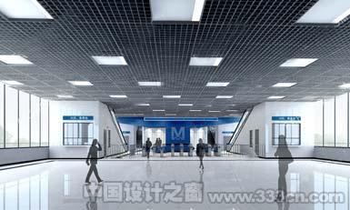 刘弘率领AADO赢得武汉轨道交通车站装修设计方案