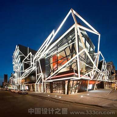 ARM设计墨尔本戏剧公司剧场和墨尔本诵读中心