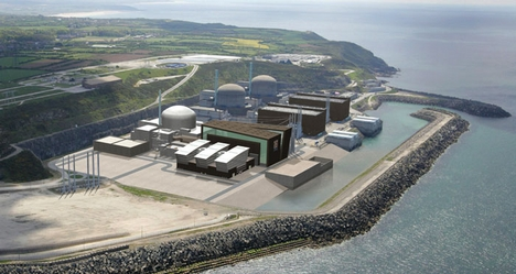 YRM to design first new nuclear power station