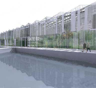 荷兰代尔伏特理工大学建筑系大楼设计竞赛揭晓