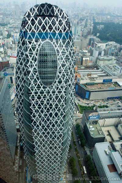 日本蚕茧大厦-图片1