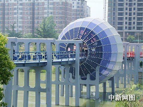 江苏淮安南北分界标志获国家测绘局批准