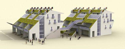 伦敦城市最佳实践区邀你体验6种零碳生活(图)