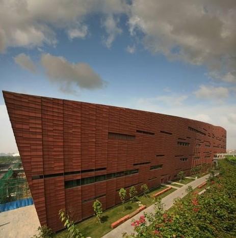 巴塞罗那世界建筑节 获奖名单 西班牙 建筑节 GZBICC