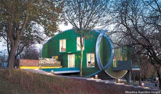 建筑设计师认为建筑及其氛围可以治疗疾病