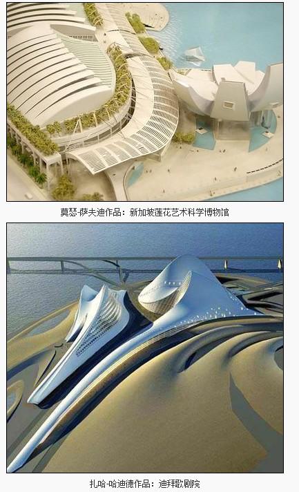中国美术馆新馆设计方案最后入围者名单(图)