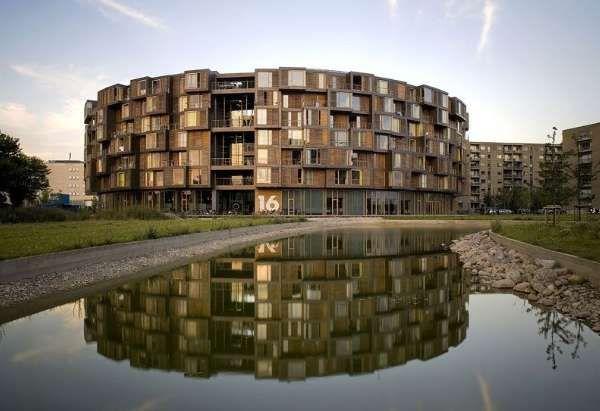 全球最酷大学宿舍