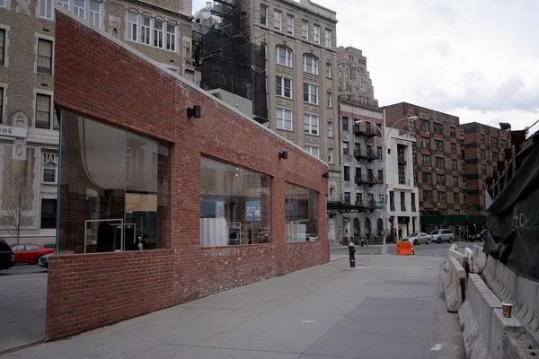 Yohji Yamamoto New York store designed by Junya Ishigami