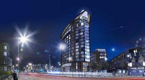 Haymarket Redevelopment, Edinburgh