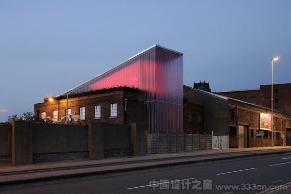 Kunsthuelle LPL By Office for Subversive Architecture