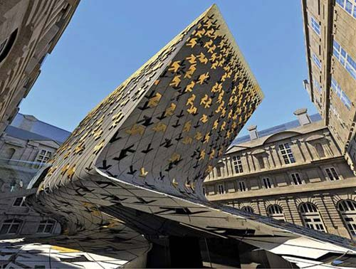 哈扎.迪德的卢浮宫伊斯兰展厅设计