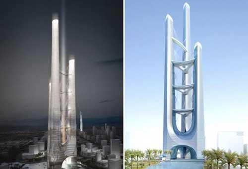 迪拜城中城――侏米拉花园