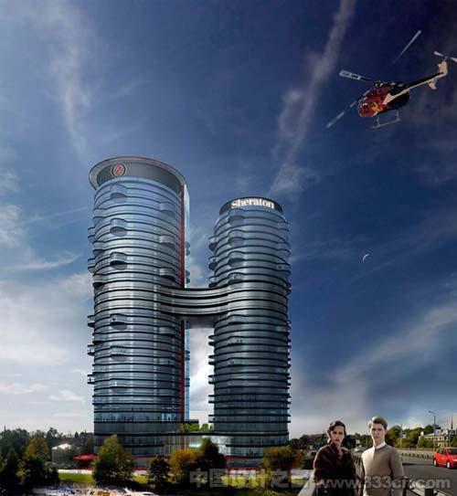 NRJA事务所设计Z大楼