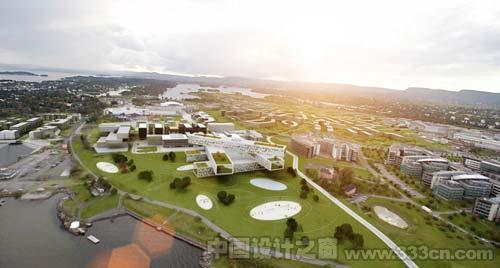 挪威奥斯陆事务所设计AND石油公司办公楼
