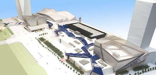 韩国仁川Riverstone商业中心