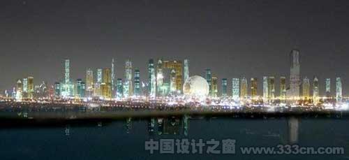 OMA:迪拜滨水城市设计-图片3
