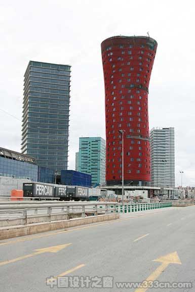 伊东丰雄在巴塞罗那设计的114米高大厦开始成形-图片2