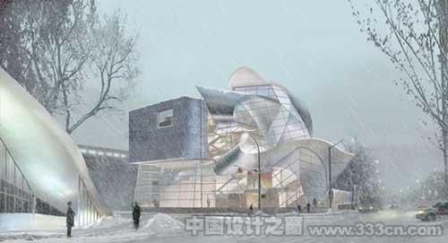 阿尔伯达省美术馆的扩建-图片2
