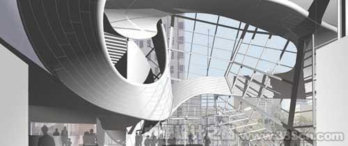 阿尔伯达省美术馆的扩建-图片3