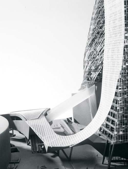 """""""巴黎最高的舞者""""Phare 大楼-图片2"""