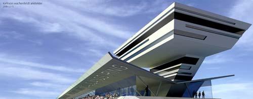 karlsson wachenfeldt的瑞典赛车体育场-图片1