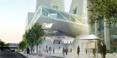 挪威PULS综合大厦-图片1