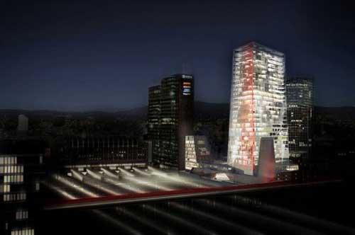挪威PULS综合大厦-图片2