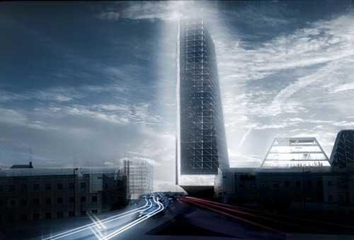 挪威PULS综合大厦-图片3