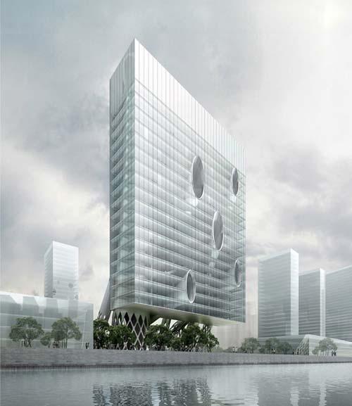 MAD:迪拜Al Rostamini集团总部办公楼-图片2