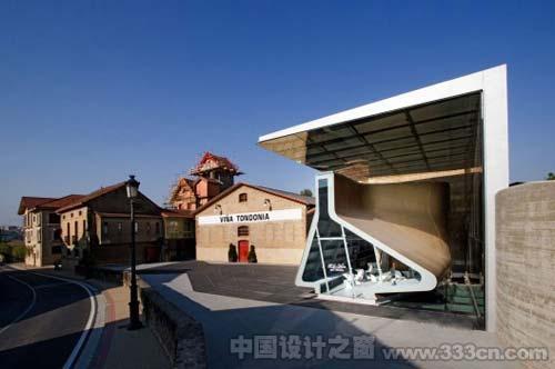 西班牙Tondonia葡萄酿酒厂展览馆-图片1