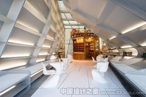 西班牙Tondonia葡萄酿酒厂展览馆-图片2