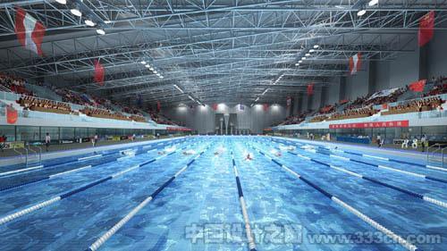 广州亚运会部分场馆效果图-图片1