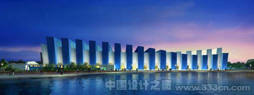 广州亚运会部分场馆效果图-图片2