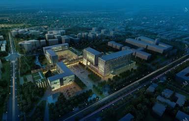 RMJM在苏州设计公共学院工程-图片1