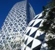 Mode学园的日本东京蚕茧塔