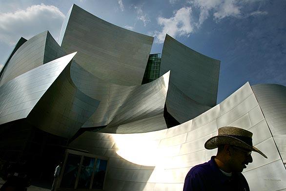 弗兰克•盖里 盖里建筑事务所 美国 建筑界 纽约
