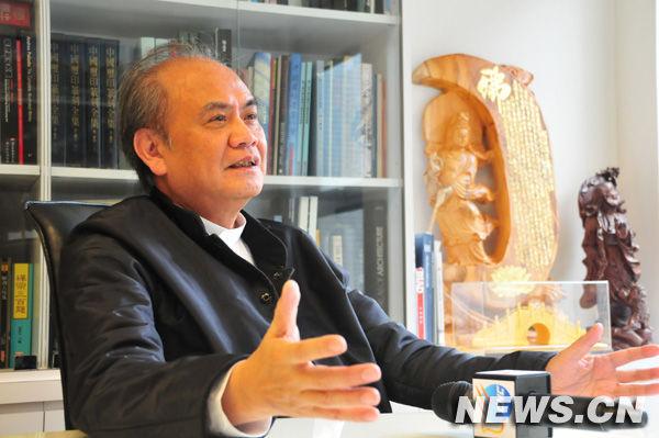 独家专访台湾国际知名建筑师李祖原