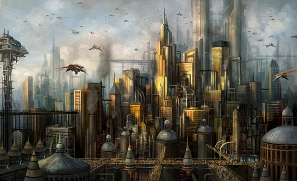 Concept Art by Philip Straub