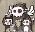 法国年轻设计师Fakir可爱插画