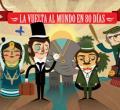 生动诙谐的国外故事插图创意