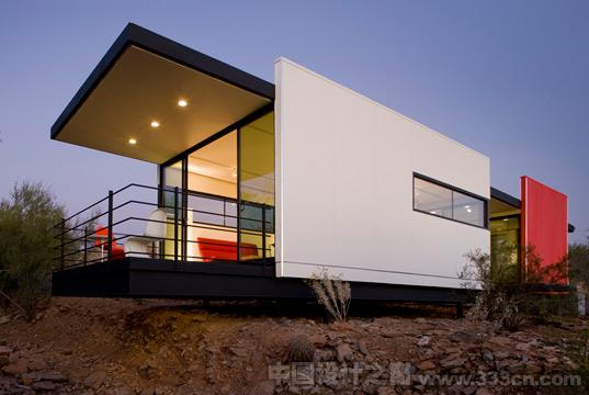 PreFab Modern, Jennifer Siegal, Taliesin West, PrairieMod, Sustainable Building, Office of Mobile Design