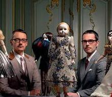 Viktor& Rolf 的白瓷娃娃