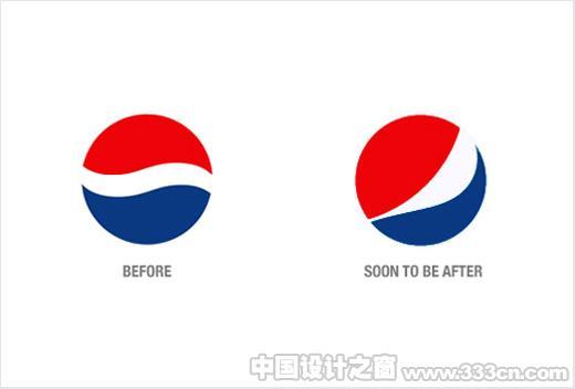 百事可乐全新标识新应用图片