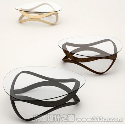 中国设计之窗--创新创意家具设计欣赏(桌子)图片