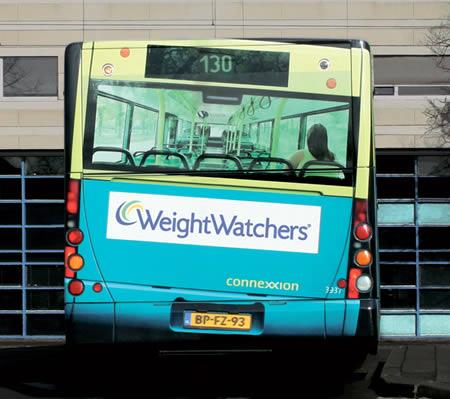 10大创意健身广告,看来这辆车被这位乘客坐坏了