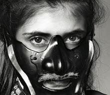 英国艺术家Richard怪异面具―制