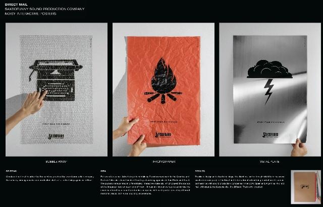 2009嘎纳广告大赛设计类获奖作品