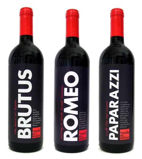 国外酒类饮料包装设计精选