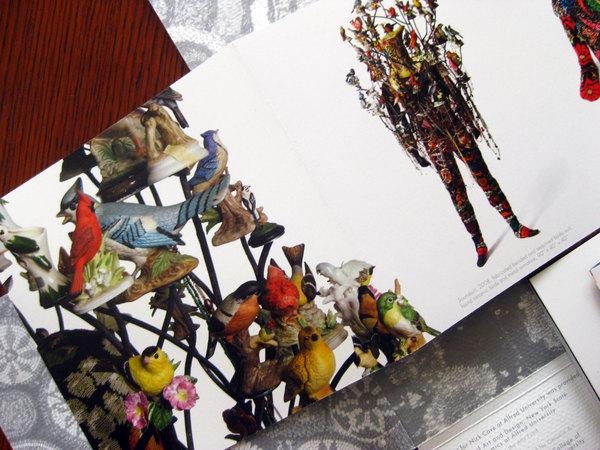 尼克・卡维创意折页画册设计 Nick Cave